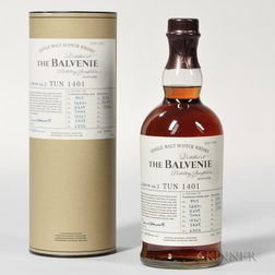 Balvenie Tun 1401, 1 750ml bottle (ot)