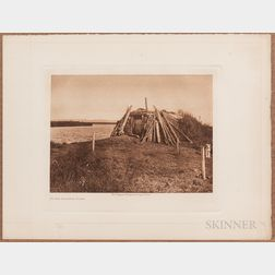 Eleven Edward Sheriff Curtis Photogravures, c. 1914 to 1928.