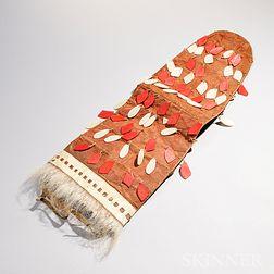 Eskimo Sealskin Dance Mitten