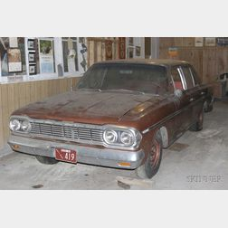 1964 Rambler, Vin # E025896, parts car