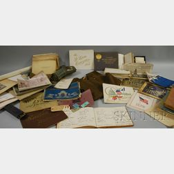 Group of Miscellaneous Collectibles and Ephemera