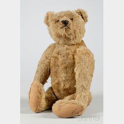 Steiff Articulated Blond Mohair Teddy Bear