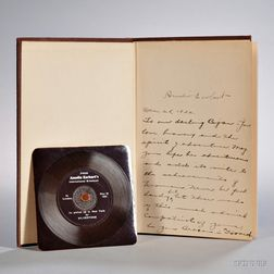 Earhart, Amelia (1897-1937) The Fun of It,   Signed First Edition.