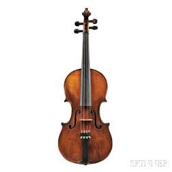 American Violin, Albert & Merke, Philadelphia, c. 1900