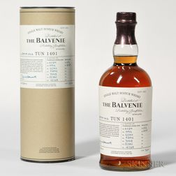 Balvenie Tun 1401 Batch #6, 1 750ml bottle (ot)