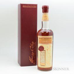 Henry Clay Bourbon 16 Years Old 1980, 1 750ml bottle (oc)
