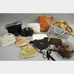 Assorted Group of Lady's Purses