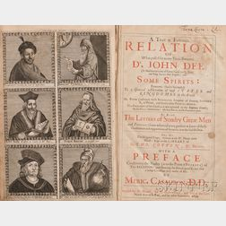 (Witchcraft), Dee, John (1527-1608)