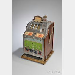 Mills Novelty Co. Champions Play Baseball Candy Mints Five-cent Slot Machine