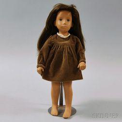 Dark-haired Sasha Doll
