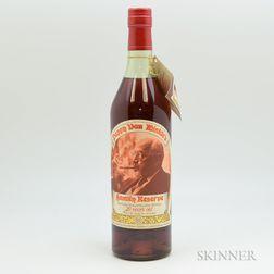 Pappy Van Winkle Family Reserve 20 Years Old, 1 750ml bottle