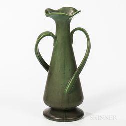 Hampshire Pottery Pitcher Vase