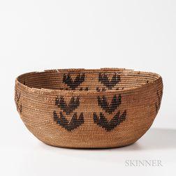 Large Washoe Basket