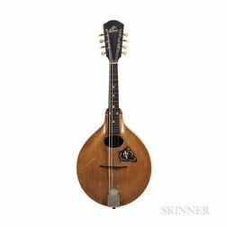 Gibson Style A Mandolin, 1907