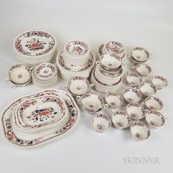 Copeland Spode Imari-palette Ceramic Dinner Service for Twelve.     Estimate $20-200