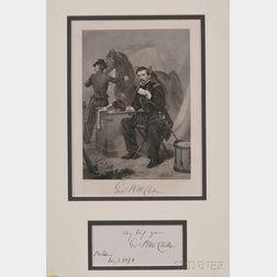 McClellan, George Brinton (1826-1885)