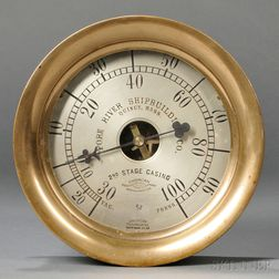 Fore River Shipbuilding Company Gauge