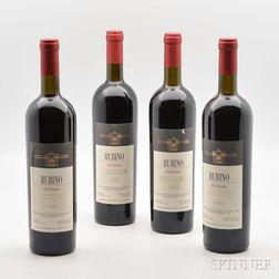 Grilli La Palazolla Rubino 1996, 12 bottles