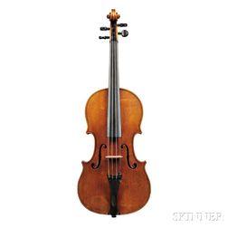 German Violin, Ernst Heinrich Roth, Markneukirchen, 1926