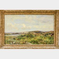 Joseph Morris Henderson (Scottish, 1863-1936)      Scottish Highlands