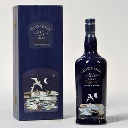 Bowmore Seagulls 25 Years Old, 1 750ml bottle