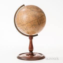 Gilman Joslin 12-inch Terrestrial Globe