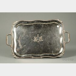 Matthew Boulton Sheffield Plate Tea Tray