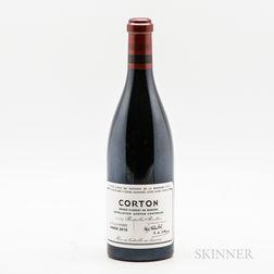Domaine de la Romanee Conti Corton 2016, 1 bottle