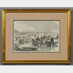 Winslow Homer Yorktown Civil War Print