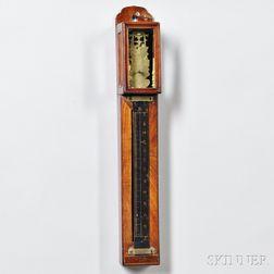 Japanese Shaku Dokei or Pillar Clock