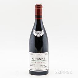 Domaine de la Romanee Conti La Tache 2017, 1 bottle