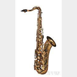 French Saxophone, Henri Selmer, Paris, Model Super Balanced Action, 1952