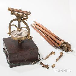 Newton Mining Tacheometer