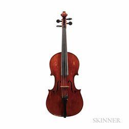 American Violin, George Lindsey, Los Angeles, 1924
