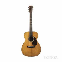 C.F. Martin & Co. 000-28 Long Scale Acoustic Guitar, 1934