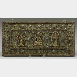 Jeweled Altar Piece