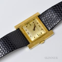 Longines 14kt Gold Lady's Wristwatch