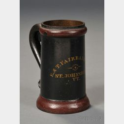 """Fairbanks"" Cast Iron Measure"