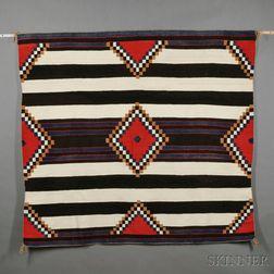 Navajo Third Phase Chief's Weaving
