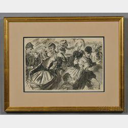 Winslow Homer Civil War Print Home From the War