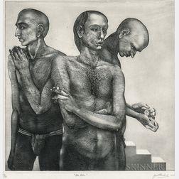Anupam Sud (Indian, b. 1944)      The Dice