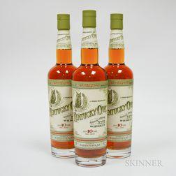 Kentucky Owl Rye 10 Years Old, 3 750ml bottles (ot)