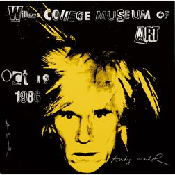 After Andy Warhol (American, 1928-1987)      Williams College Museum of Art