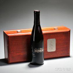 Samuel Adams Millennium 1999, 1 750ml bottle (owc)