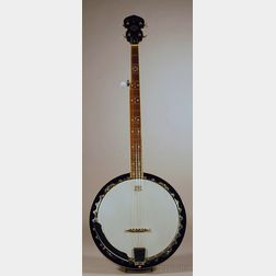 Modern Five-String Banjo, The Oscar Schmidt Company