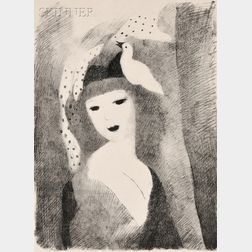 Marie Laurencin (French, 1885-1956)      Colombine