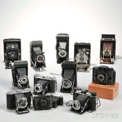 Thirteen Cameras