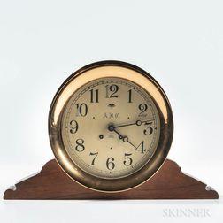 Chelsea Ship's Bell Clock