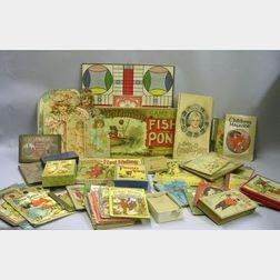 19th Century Children's Books and Games