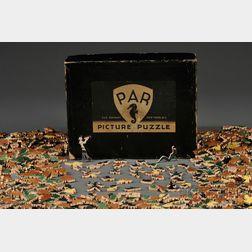 PAR Wood Jigsaw Picture Puzzle
